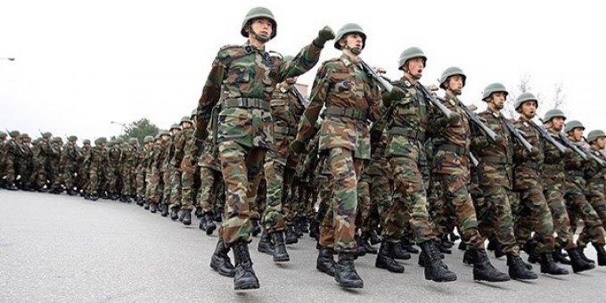 TSK'nın mevcut personel sayısı