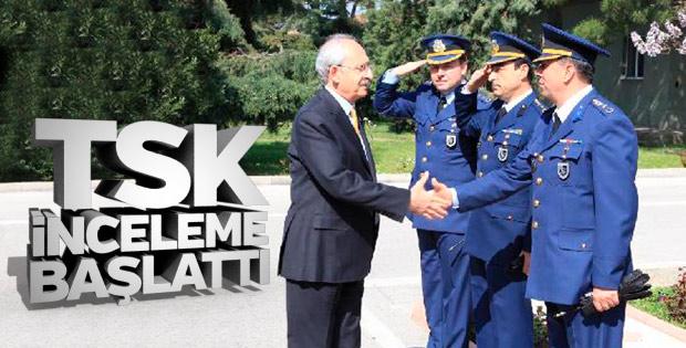 TSK'dan Kılıçdaroğlu'na mangalı karşılama açıklaması