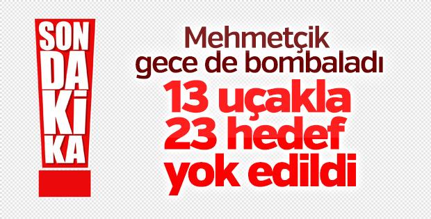 TSK: 343 terörist öldürüldü