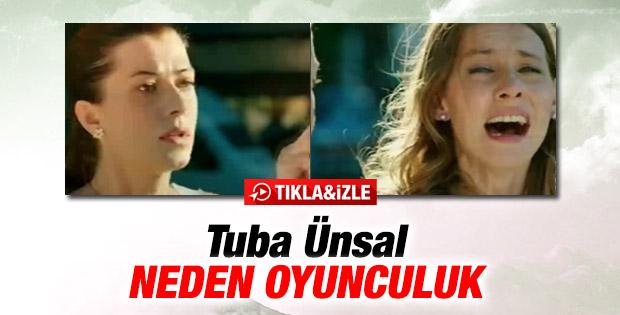 Tuba Ünsal'ın dizi performansı beğenilmedi