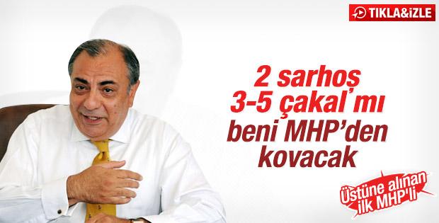 Tuğrul Türkeş: Bana laf eden iki sarhoş 3-5 çakal