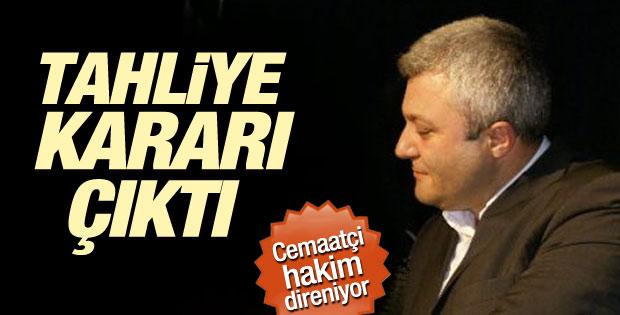 Tuncay Özkan ve Levent Göktaş'a tahliye kararı
