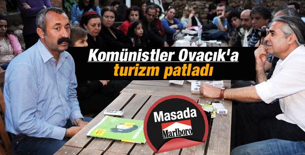 Türkiye'nin ilk TKP'li belediyesi siyasi turizme başladı