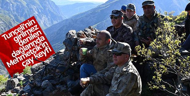 Tunceli'de PKK'ya nefes yok