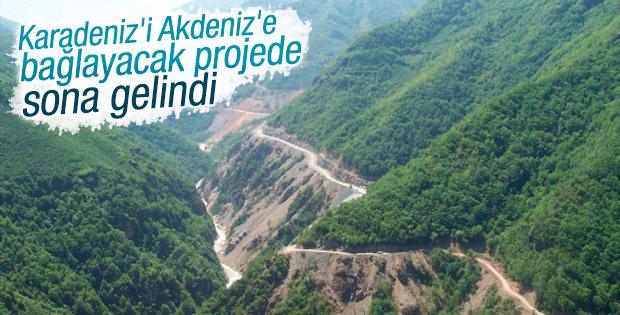 İç Anadolu Karadeniz'e kavuşuyor