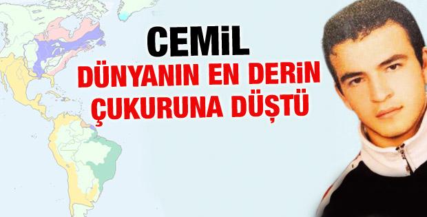 Türk gemici dünyanın en derin çukuruna düştü