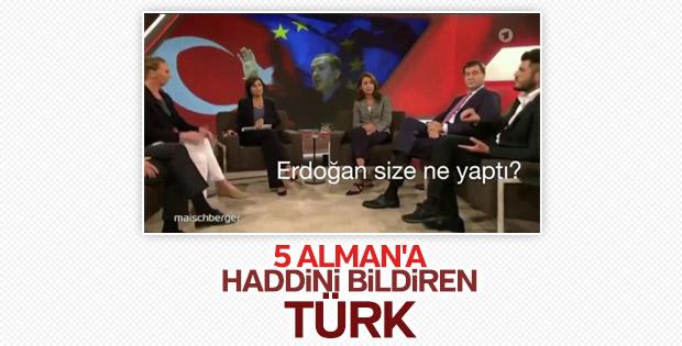 Alman medyası bu Türk'ü konuşuyor