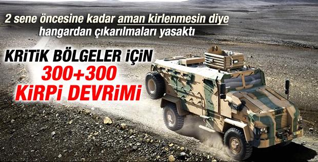 Türk Silahlı Kuvvetleri'nden Kirpi devrimi