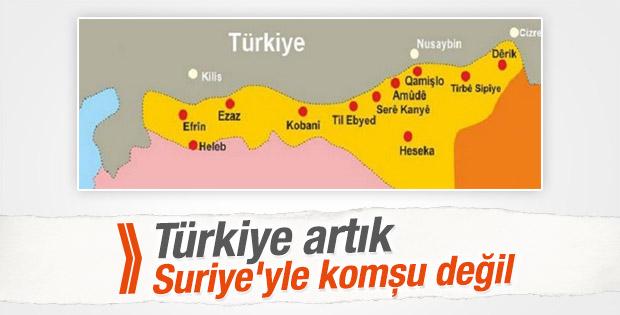 Suriye'de bir Kürt kantonu daha kuruldu