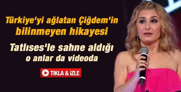 Türkiye'yi ağlatan kadının hayatından kareler - izle