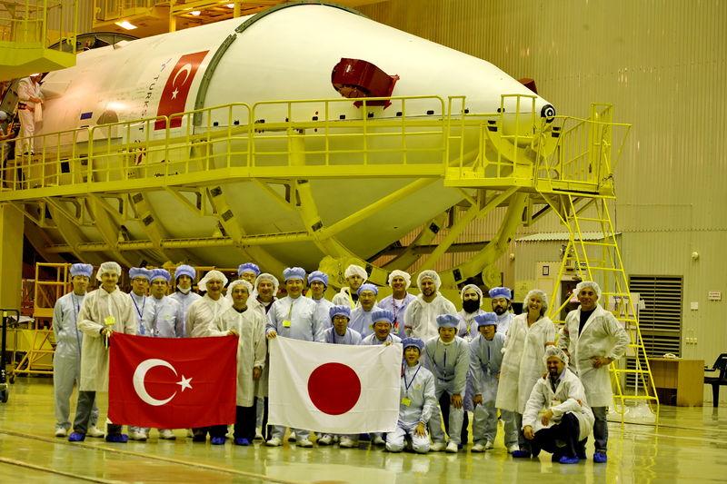 türkiye uyduları türksat 4b yerli ve milli teknotower