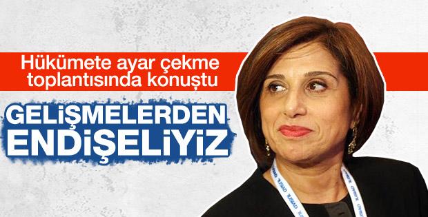 TÜSİAD Başkanı: Endişe duyuyoruz