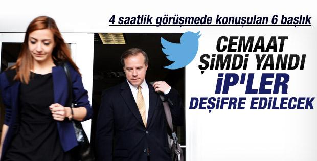 Twitter Türkiye'nin taleplerini kabul etti