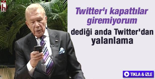 Twitter'da yaşanan sıkıntıya Halk TV yaygarası