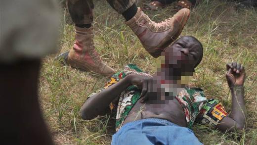 Orta Afrika'da Hristiyanlar ve Müslümanlar çatışıyor