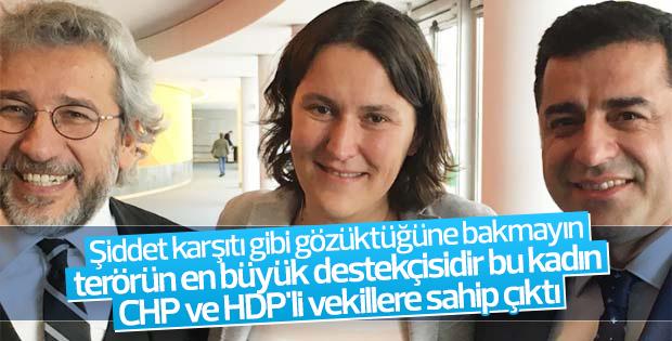 Kati Piri'den kadın vekillere geçmiş olsun mesajı