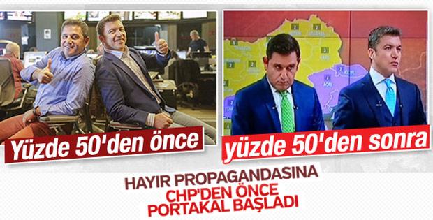 Fatih Portakal'ın referandum kararı