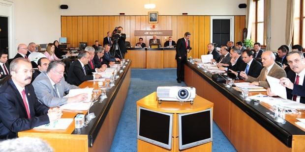 Meclis KİT komisyonundan Halkbank'a suç duyurusu