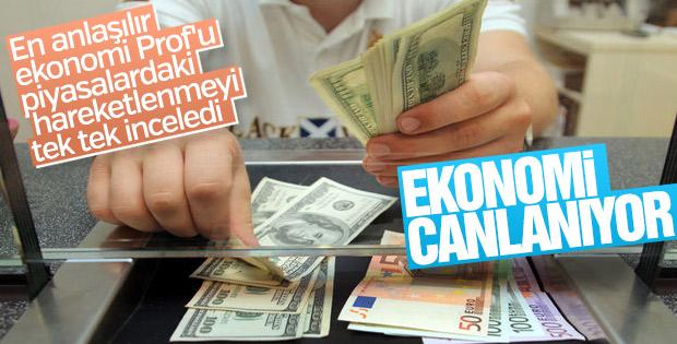 Türk ekonomisi iyiye gidiyor