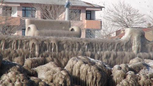 Bitlis buz tuttu