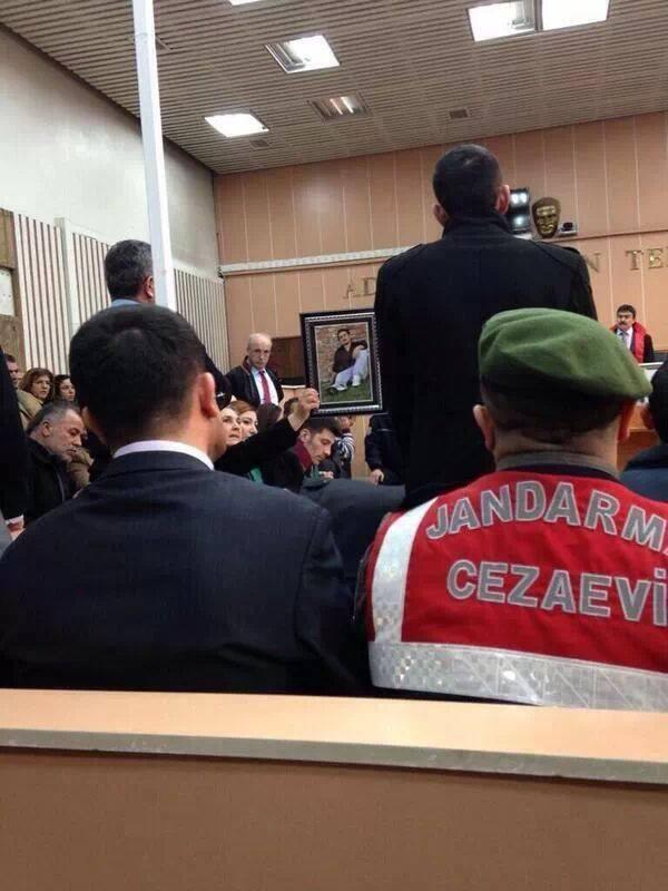 Ali İsmail Korkmaz'ın annesi duruşmada feryat etti