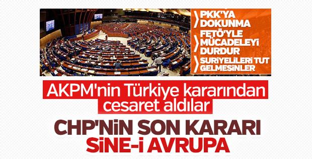 CHP AİHM'ye gidiyor