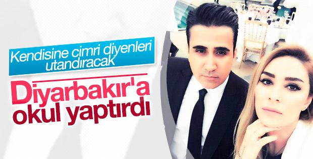 Sibel Erdoğan, eşi Emrah'ın yaptırdığı okulu anlattı