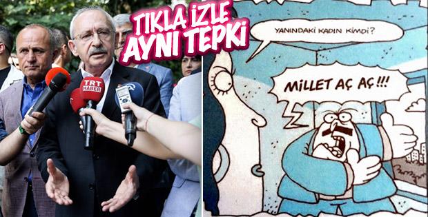 Kılıçdaroğlu kurultay sorularına sinirlendi
