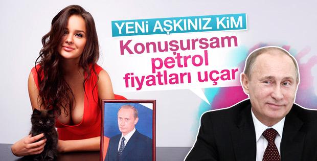 Putin: Özel hayatımdan bahsedersem petrol fiyatı değişir