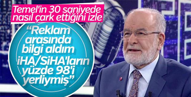 Temel Karamollaoğlu'nun SİHA çarkı