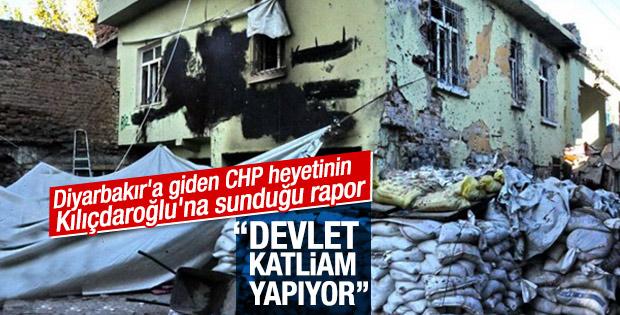 CHP heyeti devleti katliamla suçladı