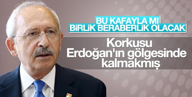 Kılıçdaroğlu'nun mitinge katılmama nedeni Erdoğan