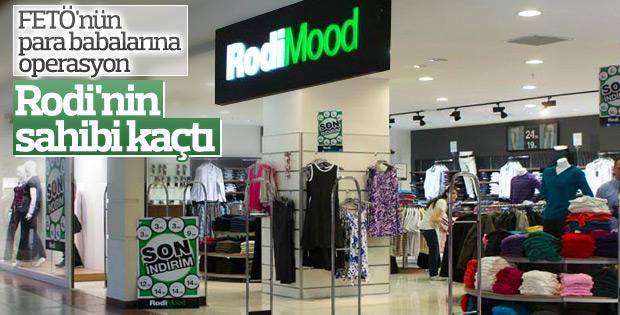 Rodi Giyim'in sahibi Kazancı hakkında gözaltı kararı