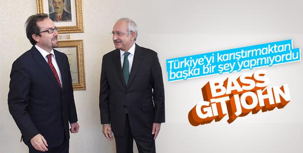 John Bass Türkiye'den ayrılıyor