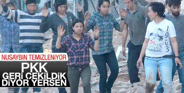 PKK'dan Nusaybin itirafı