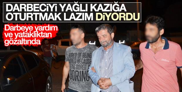 Mümtazer Türköne gözaltına alındı