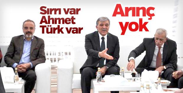 Abdullah Gül: Babamızın hayat tarzı, bize vasiyettir