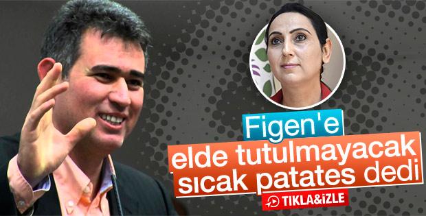 Metin Feyzioğlu'na göre HDP ne yapmalı