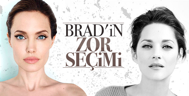 Brad Pitt Angelina Jolie'yi aldattı iddiası