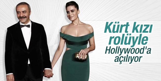 Belçim Bilgin Kürt kızı rolüyle Hollywood'a açılıyor