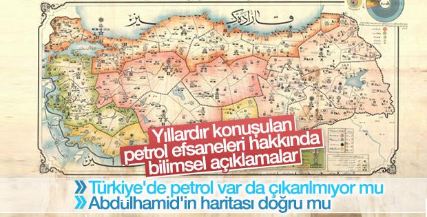 Türkiye'nin petrol efsanelerine bilimsel açıklamalar