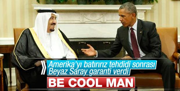 ABD'den Suudi Arabistan'a: Obama o tasarıyı veto edecek