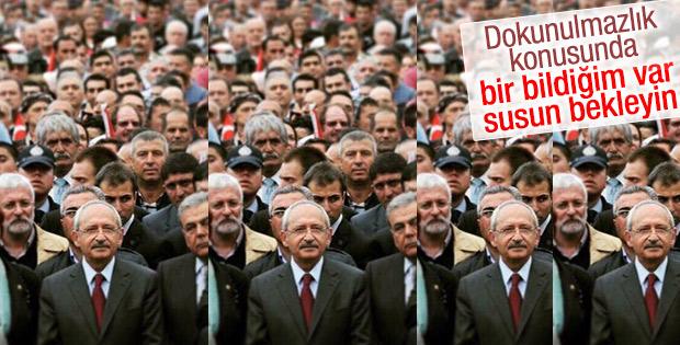 Kılıçdaroğlu partilileri uyardı: Susun