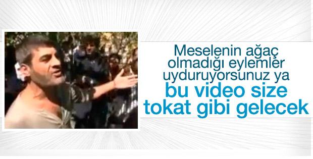 Gezi olaylarını hatırlatan en iyi video