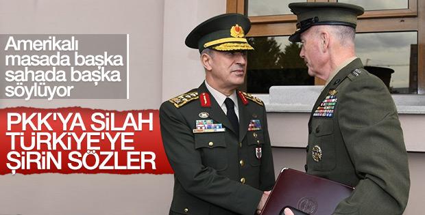 ABD ile Türkiye Rakka konusunda anlaştı