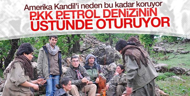 PKK, Kandil Dağı'ndaki petrolü satacak