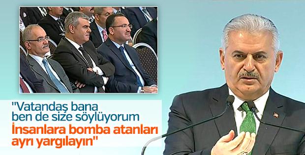 Başbakan'dan Adalet Bakanı'na: FETÖ'cüleri ayrı yargılayın