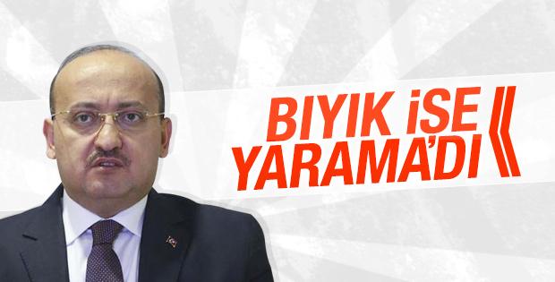 Yalçın Akdoğan kabinede yok