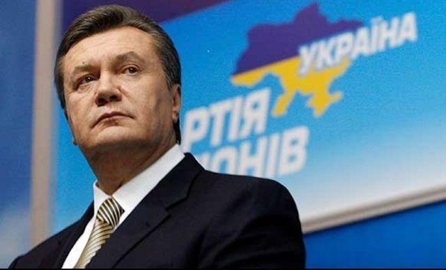 Ukrayna devrik lideri Yanukoviç için arama kararı