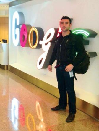 Google'de çalışan İbrahim Ulukaya'nın bir günü